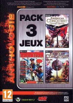 Anthologie American Conquest -Pack 3 jeux