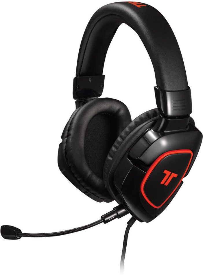 AX 180 Universal Gaming Headset - glossy black [PS4/PS3/X360/PC]