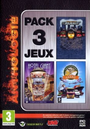 Anthologie Traffic + Hotel Transport Giant Pack 3 jeux
