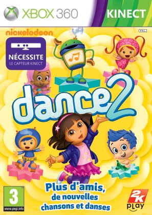Nickelodeon Dance 2 Kinect