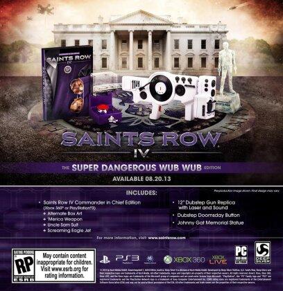 Saints Row IV (Édition Collector)