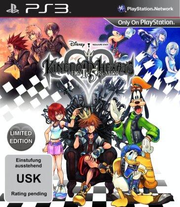 Kingdom Hearts Hd 1.5 Remix (Édition Limitée)