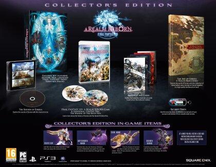 Final Fantasy XIV - A Realm Reborn (Édition Collector)
