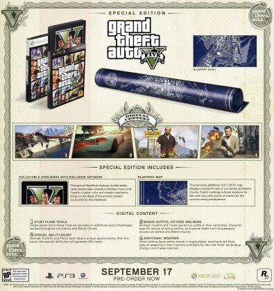 GTA V (Special Edition)