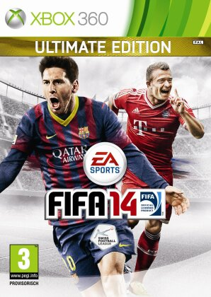 FIFA 14 (Édition Ultime)