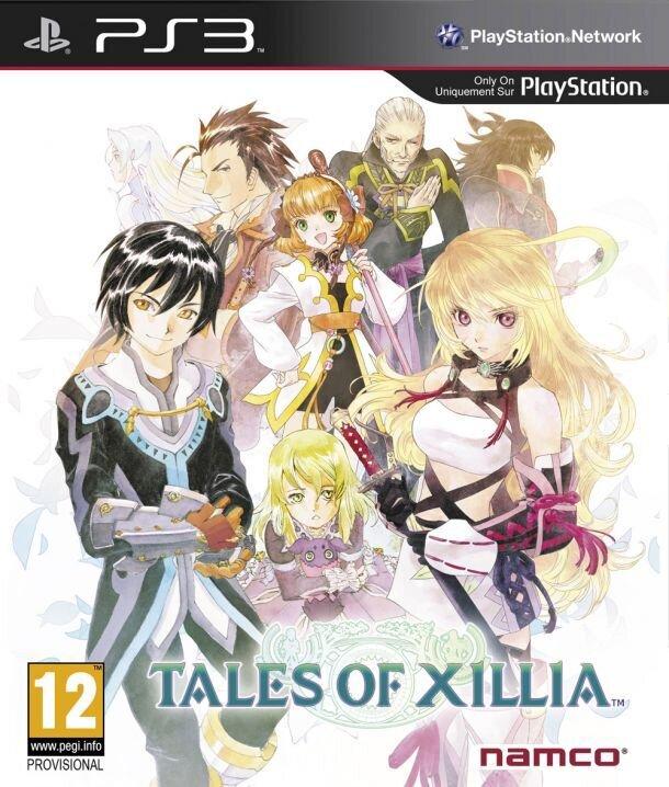 Tales of Xillia (D1Edition)