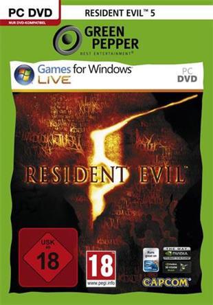 Resident Evil 5 - Green Pepper
