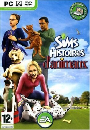 Les Sims Histoires d'animaux [Add-On]