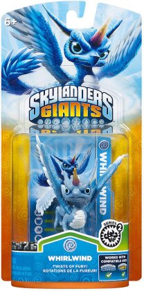Polar Whirlwind Single Character for Skylanders Giants
