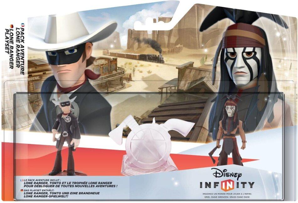 Disney Infinity: Playset Lone Ranger
