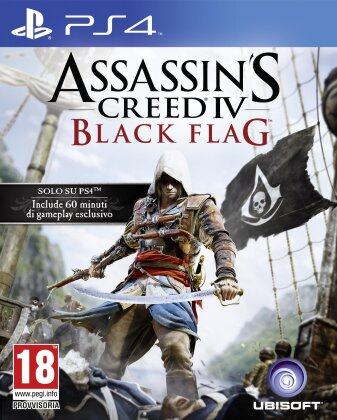 Assassin's Creed 4: Black Flag ( D1 Edition)