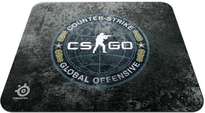 QcK + CS: GO Edition Mousepad