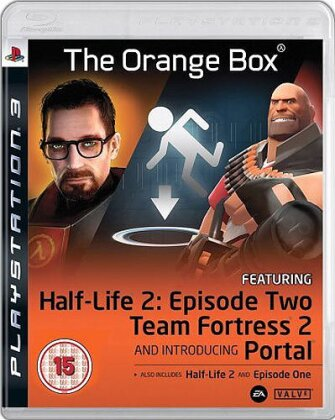 Half Life 2 Orange Box (GB-Version)