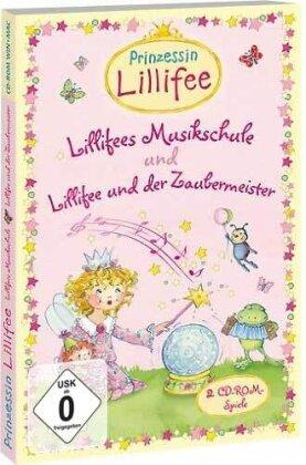 Prinzessin Lillifee 2-er Pack3 Zaubermeister + Musikschule