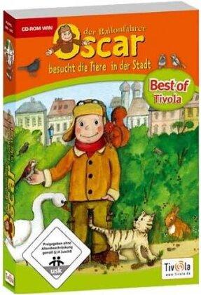Oscar und die Tiere der Stadt