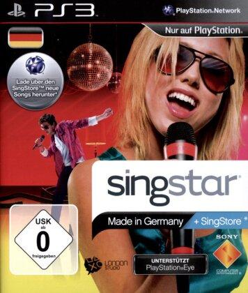 Singstar Made in Germany