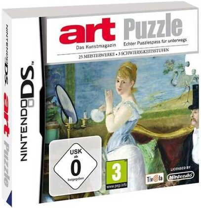 Puzzle: ART Faszination Kunst