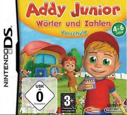 Addy Junior Wörter+Zahlen Vorschule