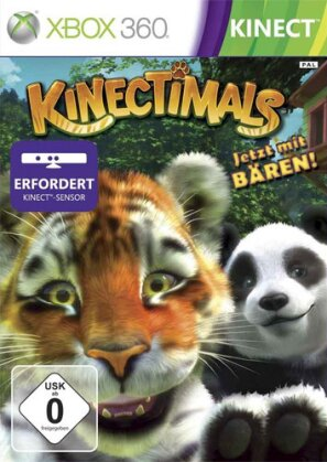 Kinect Kinectimals Bears - Jetzt mit Bären