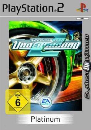 Need for Speed Underground Platinum