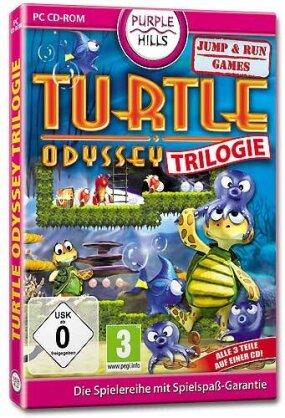 Turtle Odyssey Trilogie