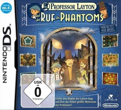 Prof. Layton 4 Ruf des Phantoms