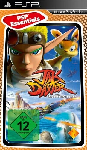 Jak & Daxter: The Lost Frontier - PSP Essentials (German Edition)