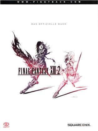 Final Fantasy 13-2 Lösungsbuch