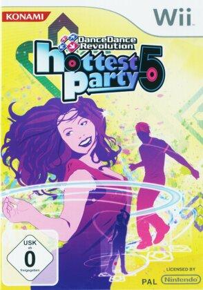DanceDance Revol. Wii Hottest P 5