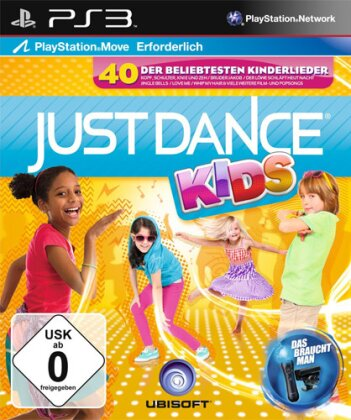 Move Just Dance Kids