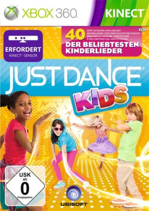 Kinect Just Dance Kids