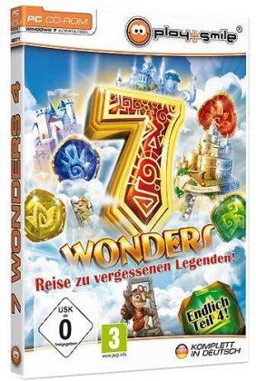 7 Wonders 4 - Reise zu verg. Legenden