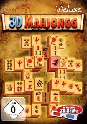 3D Mahjongg Deluxe