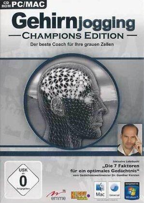 Gehirnjogging Champions Edition