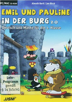 Emil & Pauline in der Burg 2 - Deutsch und Mathe Klasse 1