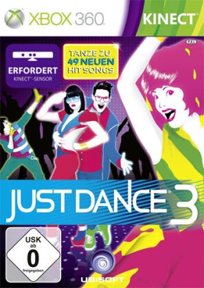 Kinect Just Dance 3