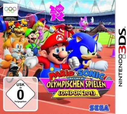 Mario & Sonic London 2012
