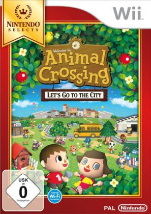 Animal Crossing - Lets Go to the City