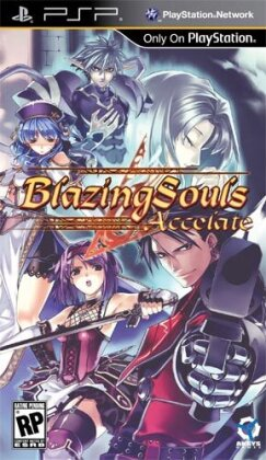Blazing Souls Accelate (US-Version)