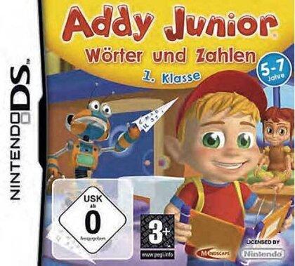 Addy Junior Wörter+Zahlen 1.Klasse