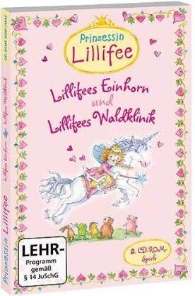 Prinzessin Lillifee 2-er Pack4 Einhorn + Waldklinik