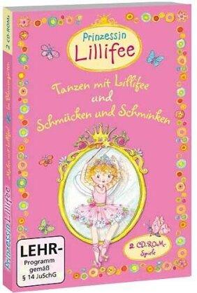 Prinzessin Lillifee 2-er Pack5 Tanzen + Schmücken und Schminken