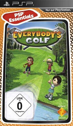 Everybody's Golf - ESSENTIALS (German Edition)