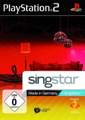 Singstar Made in Germany