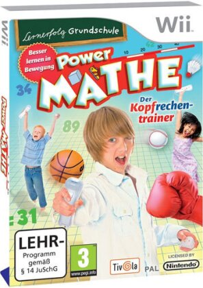 Lernerfolg Grunds. Power Mathe