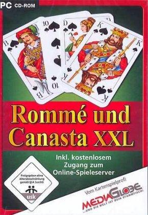 Romme & Canasta XXL