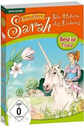 Sarah Hüterin des Einhorns
