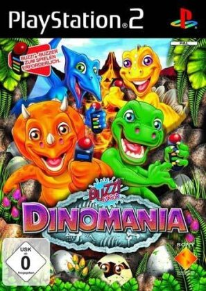 Buzz PS-2 Junior Dinomania