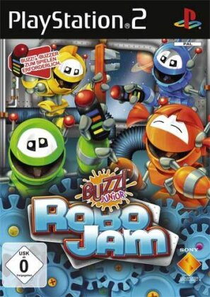 Buzz Junior Robo Jam