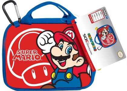 Multi Travel Case - Super Mario [Official Licensed Product] [3DS XL]